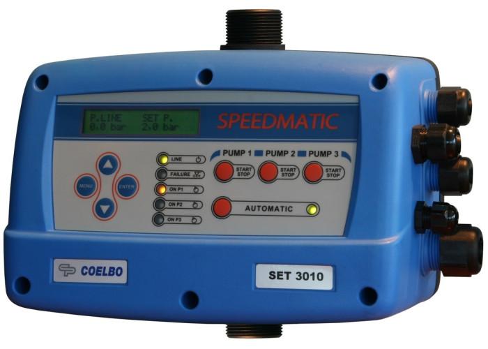 Преобразователь частоты для насоса COELBO SPEEDMATIC SET 3010